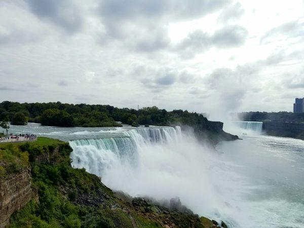 A View of Niagara Falls thumbnail