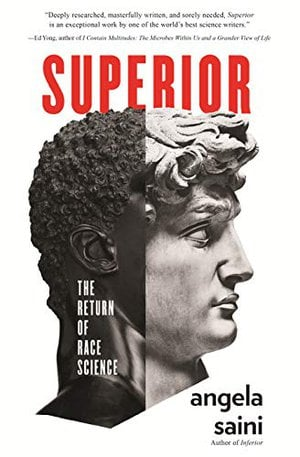 Preview thumbnail for 'Superior: The Return of Race Science