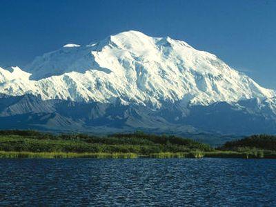Denali is the highest peak in North America