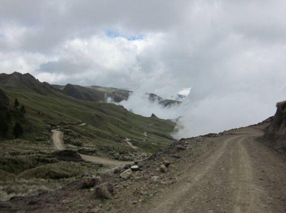 Biking Ecuador's Spectacular Avenue of the Volcanoes