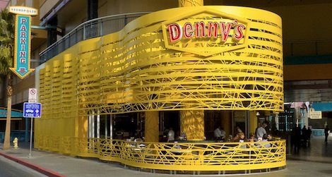 Denny's on the hip