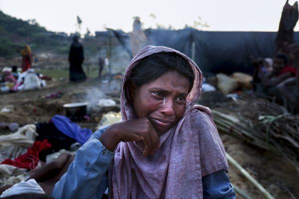 The Cry of A Rohingya Woman thumbnail
