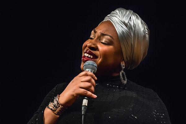 American jazz singer Charanee Wade thumbnail