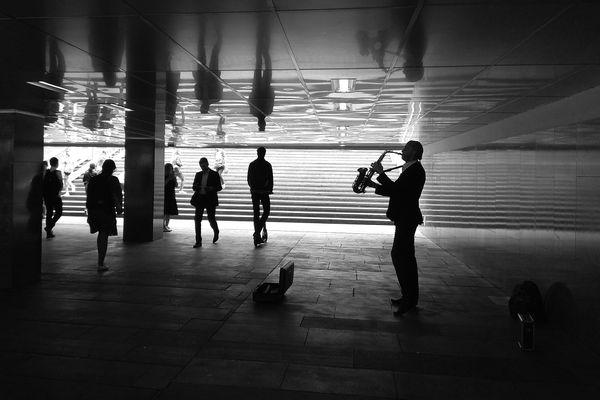 In the underground passage thumbnail