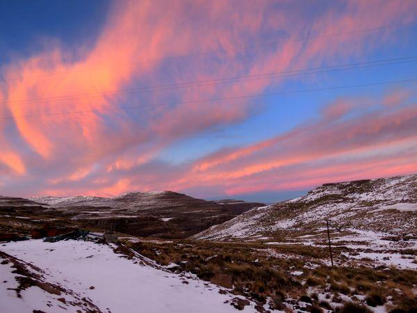 Lesotho Sunrise thumbnail