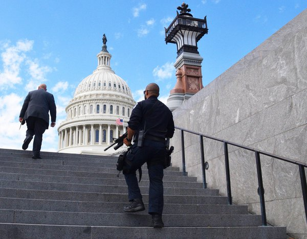 Security at the Capitol thumbnail