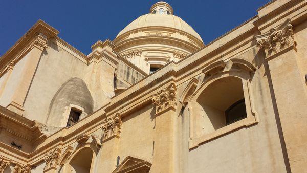 Baroque architecture Noto, Sicily thumbnail