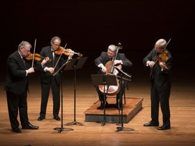 Emerson String Quartet (Tristan Cook)