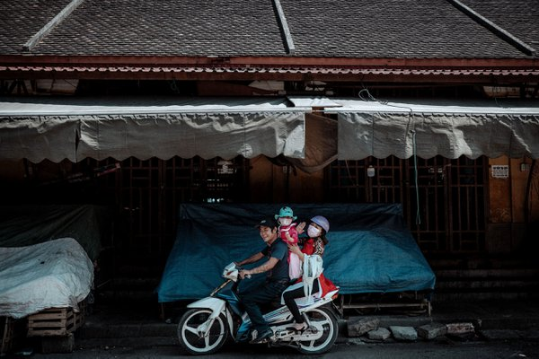 Family Portrait from Hoi An thumbnail