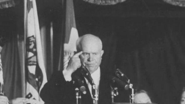 Preview thumbnail for Nikita Khrushchev's Great American Tour
