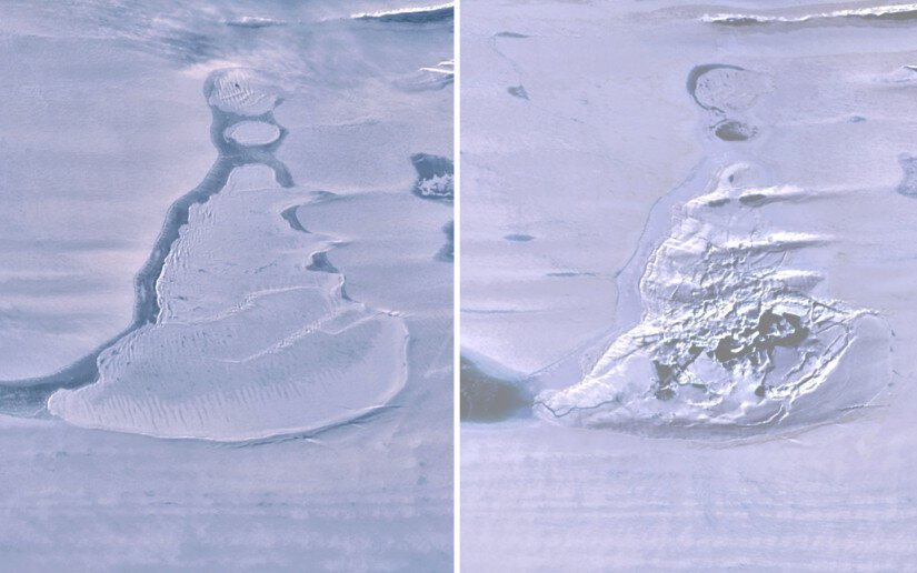 Southern Amery Ice Shelf