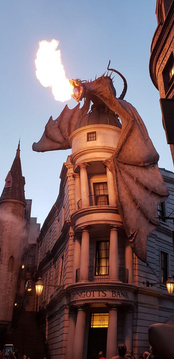 Universal Studios Gringotts Bank thumbnail