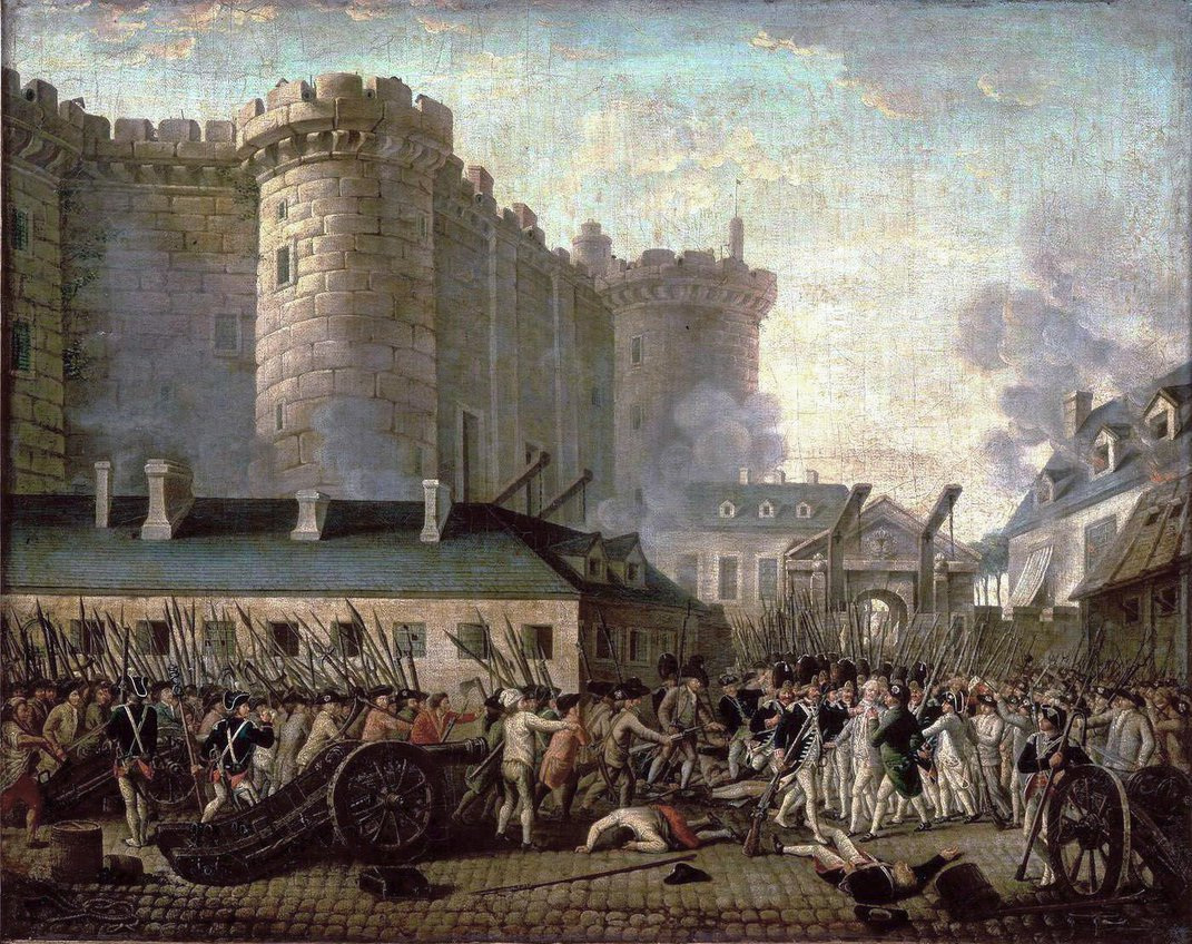 How the Key to the Bastille Ended Up in George Washington's Possession