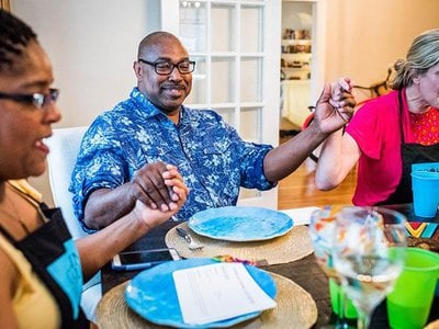 Cooking as a First Language has hosted Moroccan, Bangladeshi, Ecuadorian, South African and Caribbean dinners, among others.