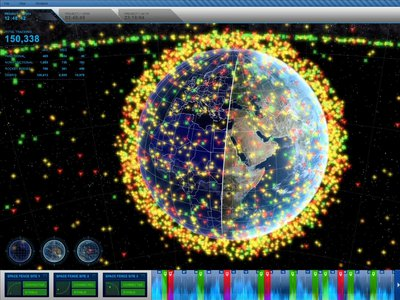 Space Fence, a radar system sponsored by the U.S. Air Force and built by Lockheed Martin, should help the U.S. detect and track more of the estimated 500,000 pieces of space debris.