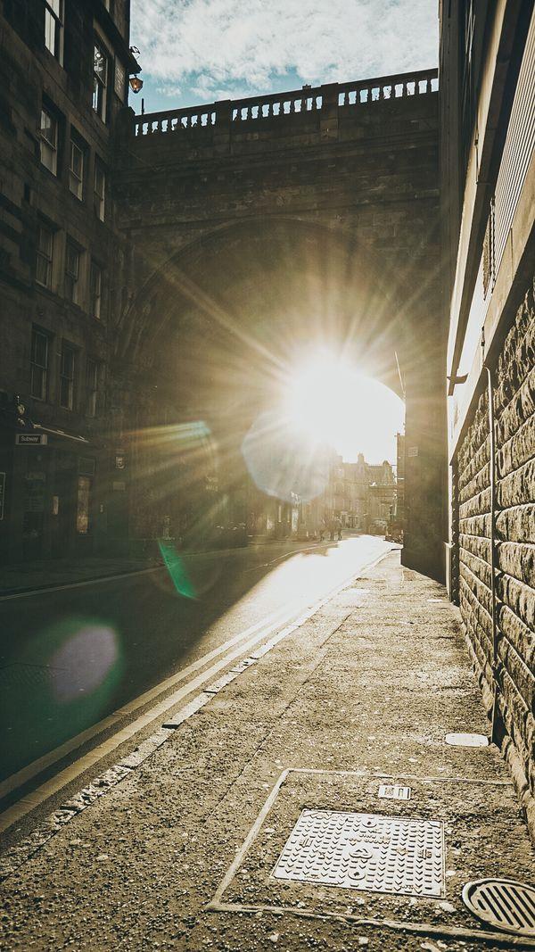 Sunkissed Edinburgh thumbnail
