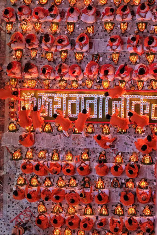 rakher upobash, a hindu festival thumbnail