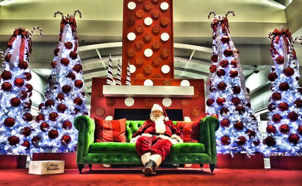 Santa is Watching thumbnail