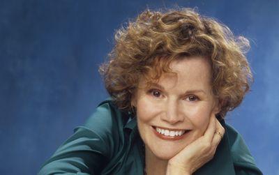 """Superfudge"" author Judy Blume"