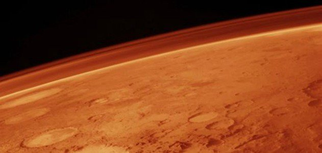 Could life on Earth have been born on Mars?