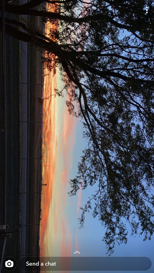 Sunset on the American Plains thumbnail