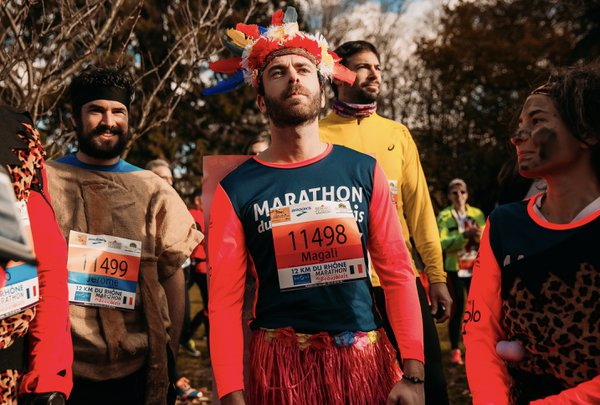 The Marathon du Beaujolais. Run. Drink. Sing songs. thumbnail