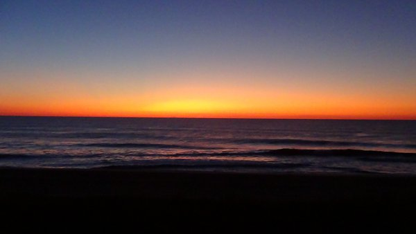 Sunrise in Ocean City MD thumbnail