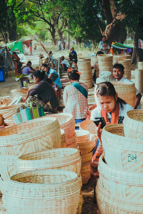 The Basket Seller thumbnail