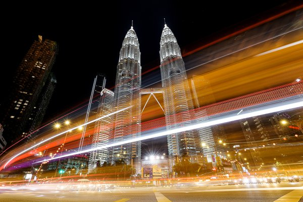 Trail Blaze at KLCC thumbnail