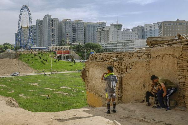 Kashgar, lost in modernization. thumbnail