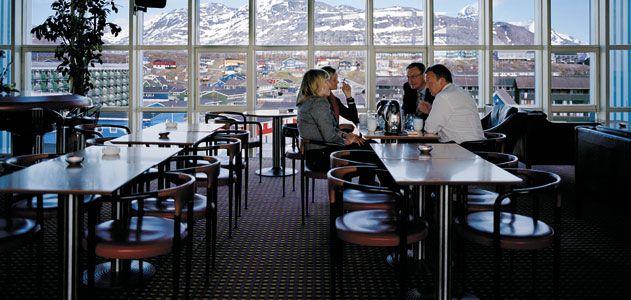 Restaurant in Nuuk
