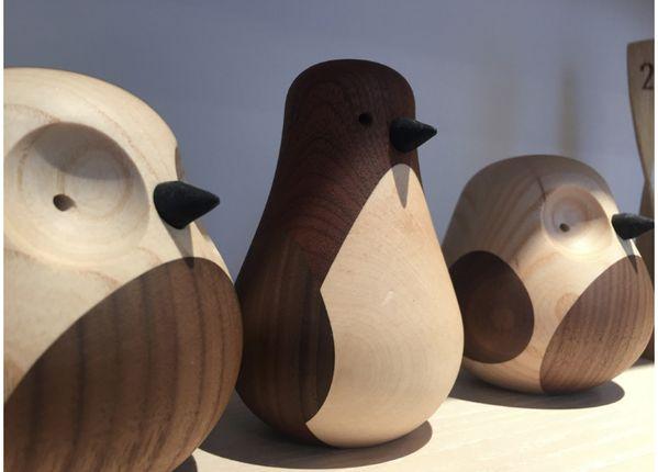 Wooden Birds thumbnail