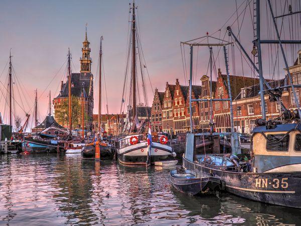 Hoorn Harbor Dawn thumbnail