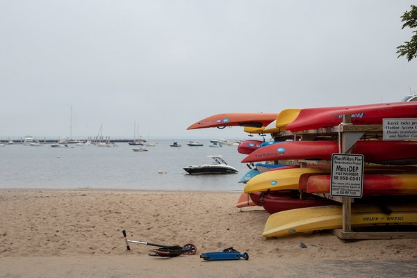 Summertime in Provincetown thumbnail