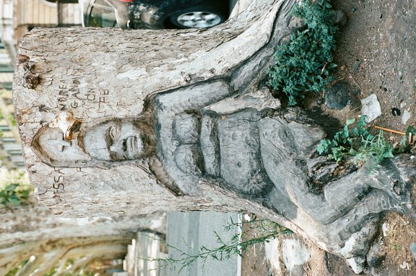 Resting carving by the Tiber thumbnail