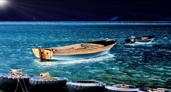 13-Boat in Pag, Croatia thumbnail