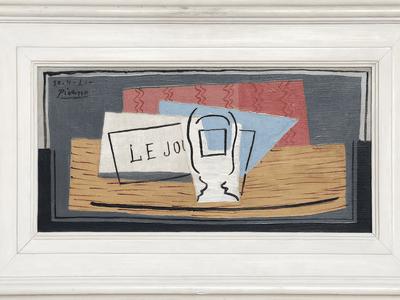 Pablo Picasso, Nature Morte (1921)