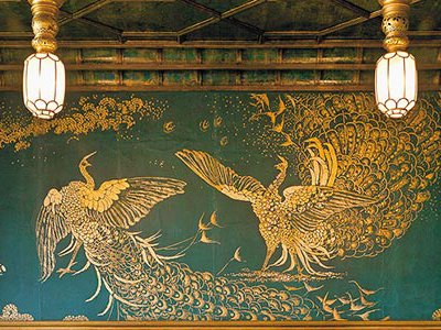 The Peacock Room, named for the birds James McNeill Whistler painted on its shutters and walls, reflects the tension between the artist and his first significant patron.