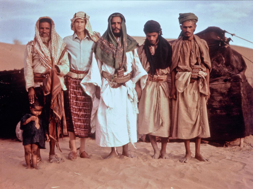 The Complex Legacy of America's Lawrence of Arabia