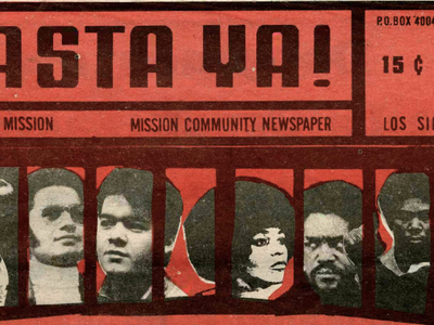 Basta Ya! (Enough!) was a community bilingual newspaper published in San Francisco, California from 1969 to about 1973.