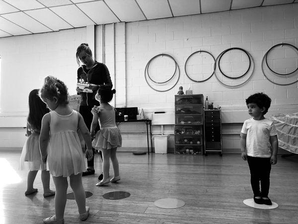"""""""The Ballet Class"""" thumbnail"""