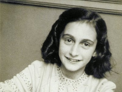 Anne Frank wrote the letters between 1936 and 1941, a period predating the events of her famed diary.