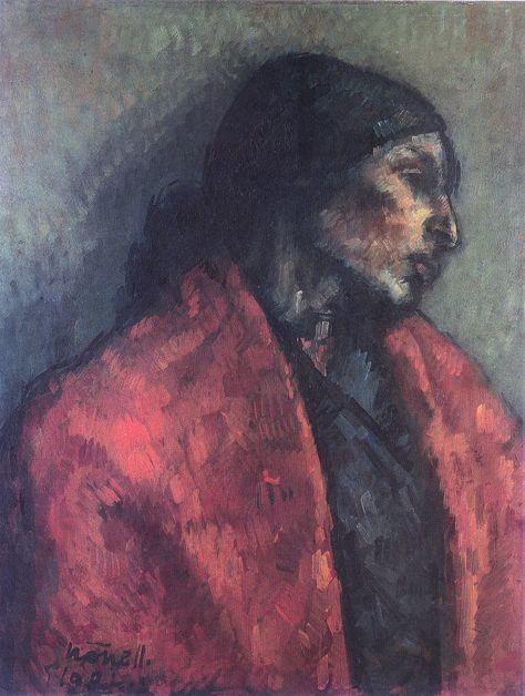 Isidre Nonell, La Paloma, 1904