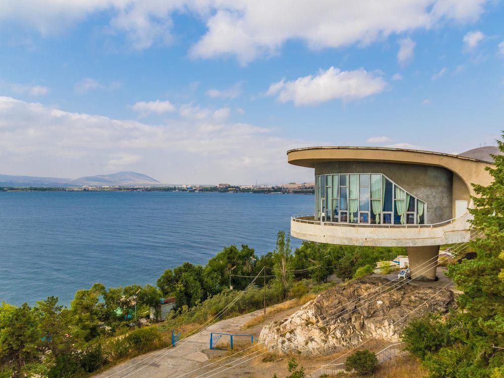Writers' Resort, Sevan