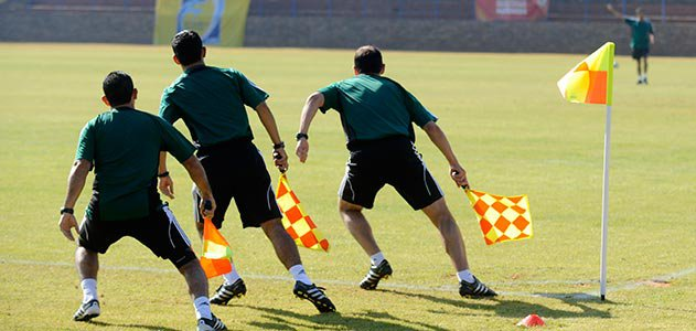 FIFA World Cup referee training