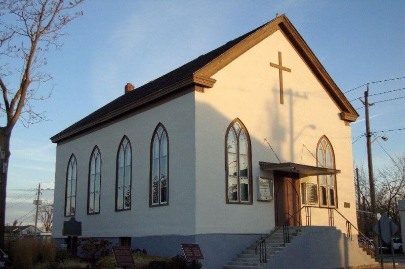 Tubman church