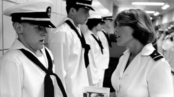 Preview thumbnail for A Navy Plebe Re-Meets His Match