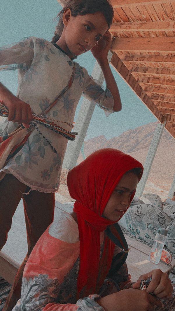 Bedouin girls thumbnail