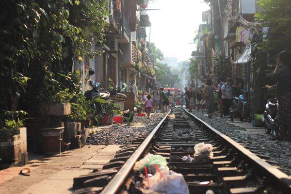 Hanoi Train Street thumbnail