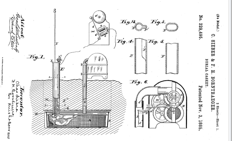 People Feared Being Buried Alive So Much They Invented These Special Safety Coffins